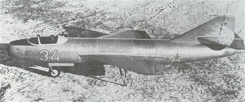 YAKOVLEV - avioni konstruktora Jakovljeva Yak-1000_01