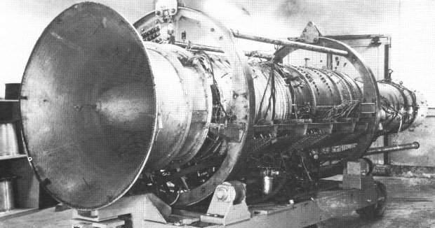 Us Turbine And Rocket Engine Designations